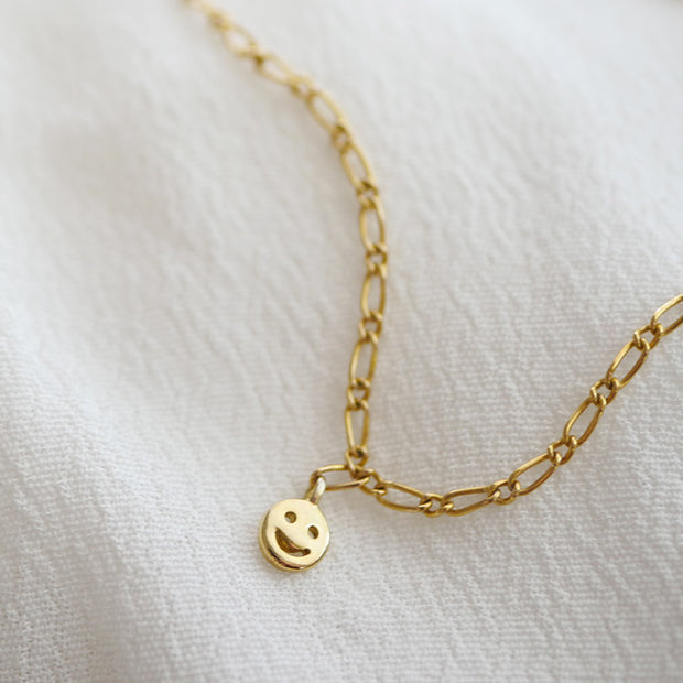 Little Smiley Necklace