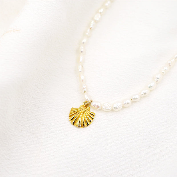 St Lucia Pearl Necklace