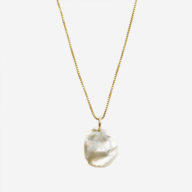 Seaside Pearl Necklace