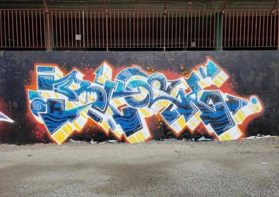 Sunshine coast graffiti archive