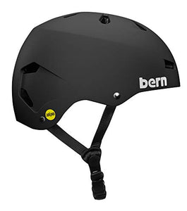 Casco - Bern Macon MIPS Matte Black