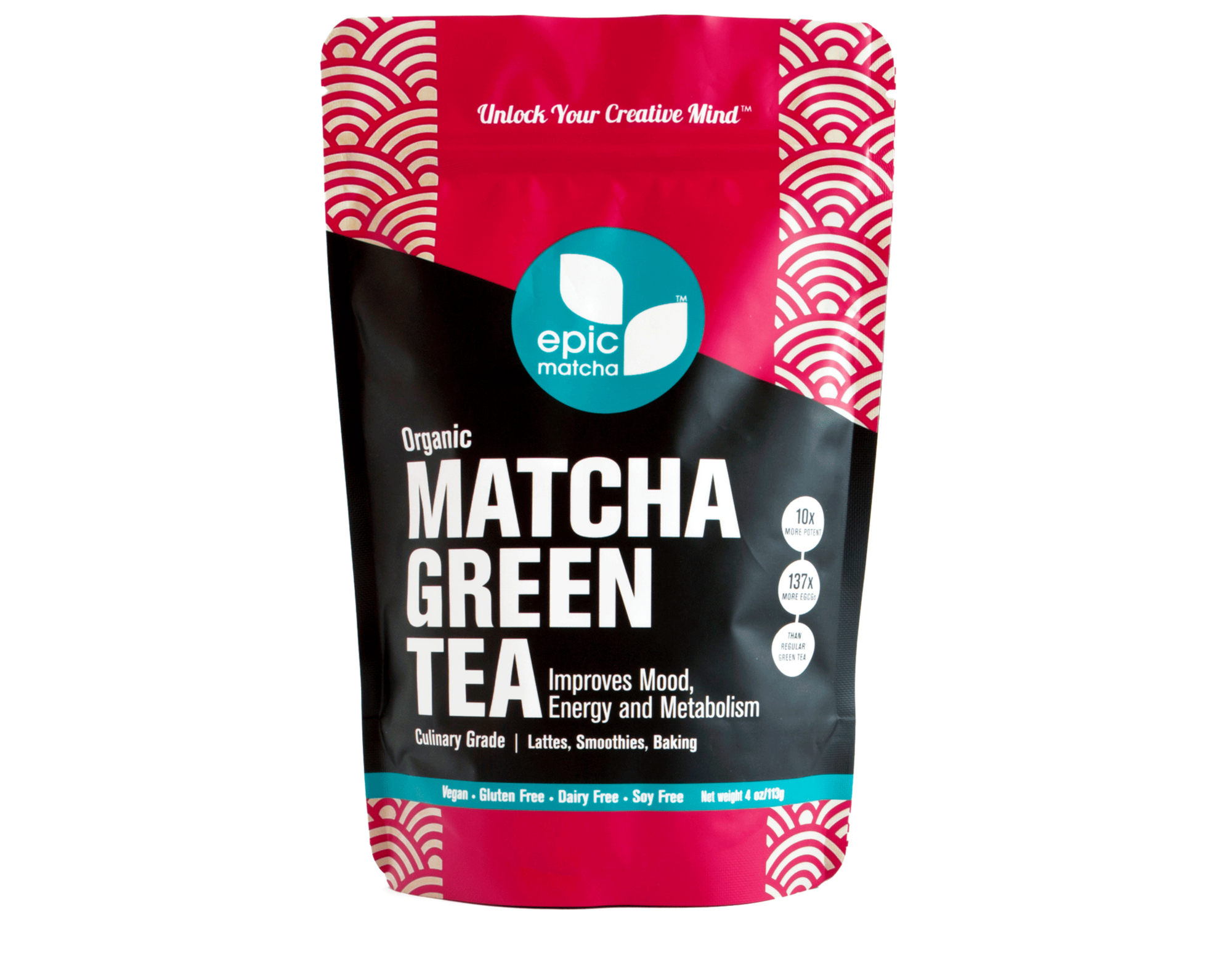 Culinary Grade Matcha from Japan (4 oz / 48 servings)