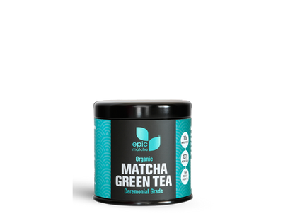 Ceremonial Grade Matcha from Japan (1 oz / 14 Servings)