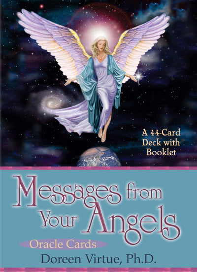 Messages From Your Angels Oracle Card Deck: What Your Angels Want you to Know by Doreen Virtue