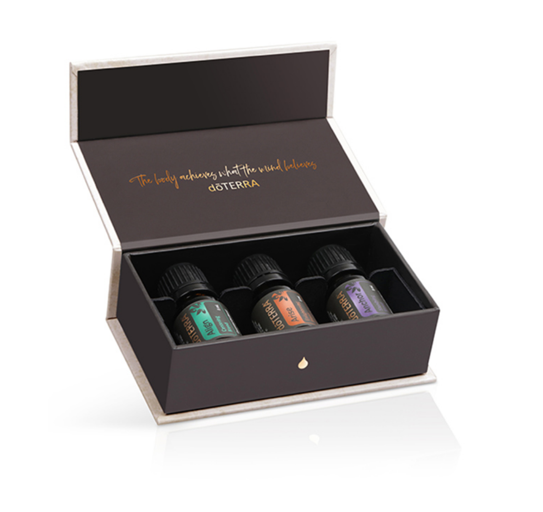 Yoga Essential Oil Blend Collection