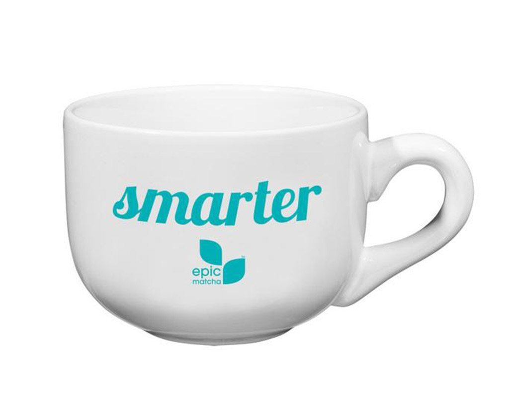 Epic Smarter Latte Mug - Holds 16oz