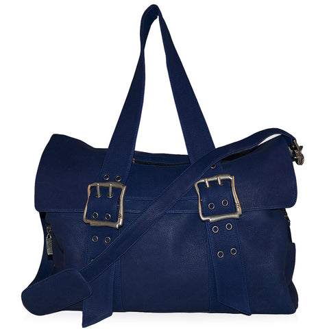 Padua Travel Bag in Royal Blue