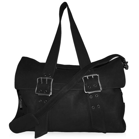 Padua Travel Bag in Black