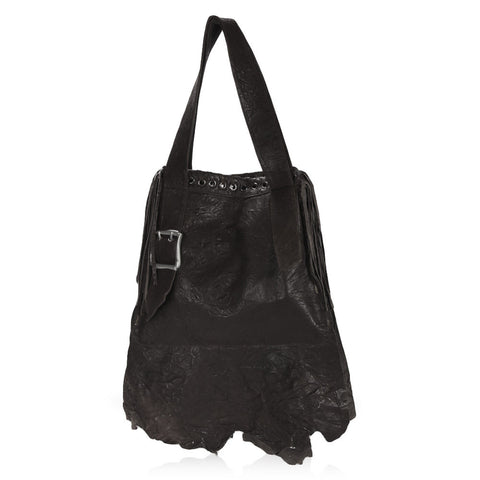 Novara Shoulder Bag in Black
