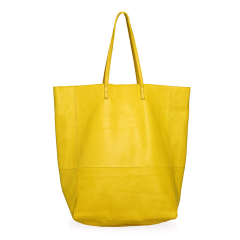 Zuma Tote Bag in Yellow