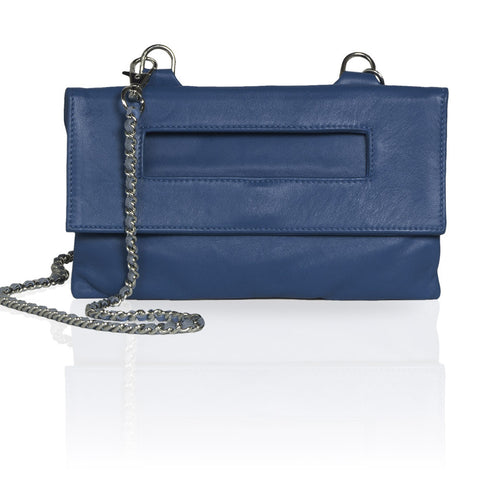 Capri 3-Way Pouch in Blue
