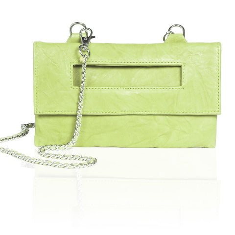 Capri 3-Way Pouch in Lime