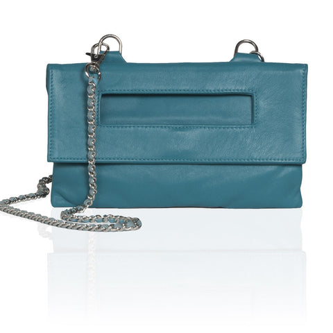 Capri 3-Way Pouch in Teal