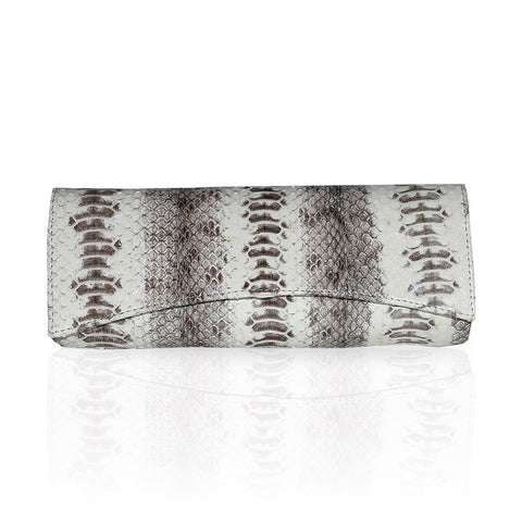 Siska Water Snake Clutch in Water Snake