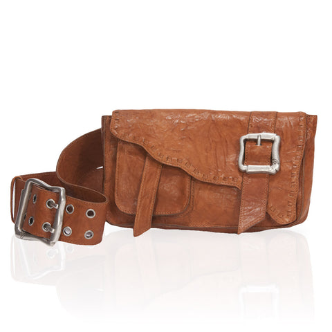 Granada Belt Bag in Rust