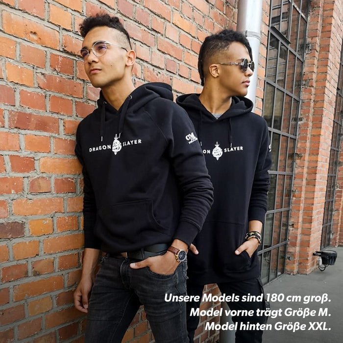 Hoodie Dragonslayer Fairtrade