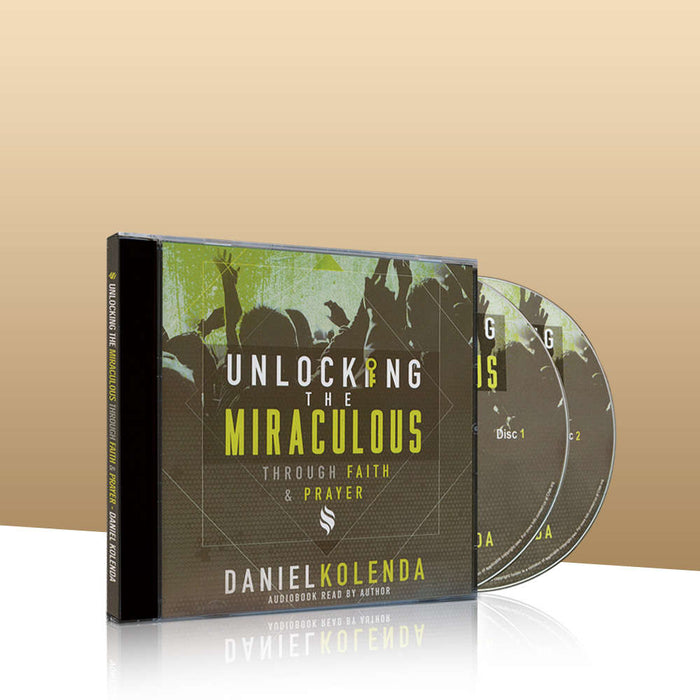 Unlocking the Miraculous - Audiobook