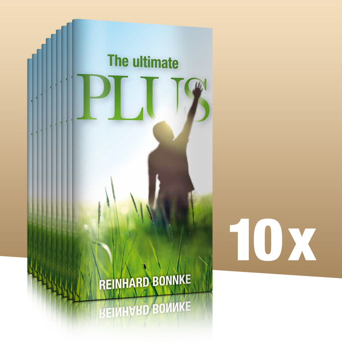 The Ultimate Plus - Pack of 10