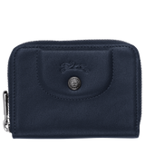 LE PLIAGE CUIR - Zipped Card Holder