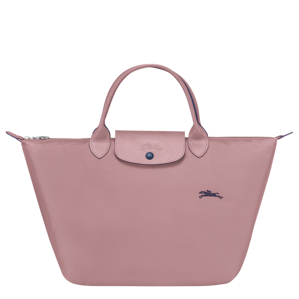 Longchamp - Le Pliage Club Top Handle Bag M - Antique Pink - L1623619P44 - Image 1