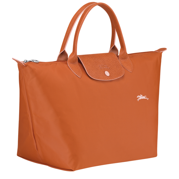 Longchamp - Le Pliage Club Top Handle Bag M - Rust - L1623619P39 - Image 2