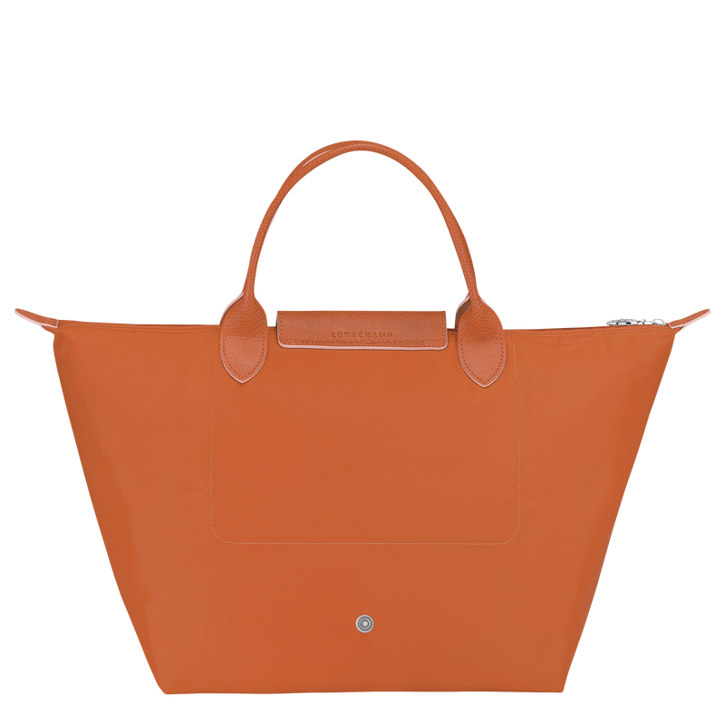 Longchamp - Le Pliage Club Top Handle Bag M - Rust - L1623619P39 - Image 3