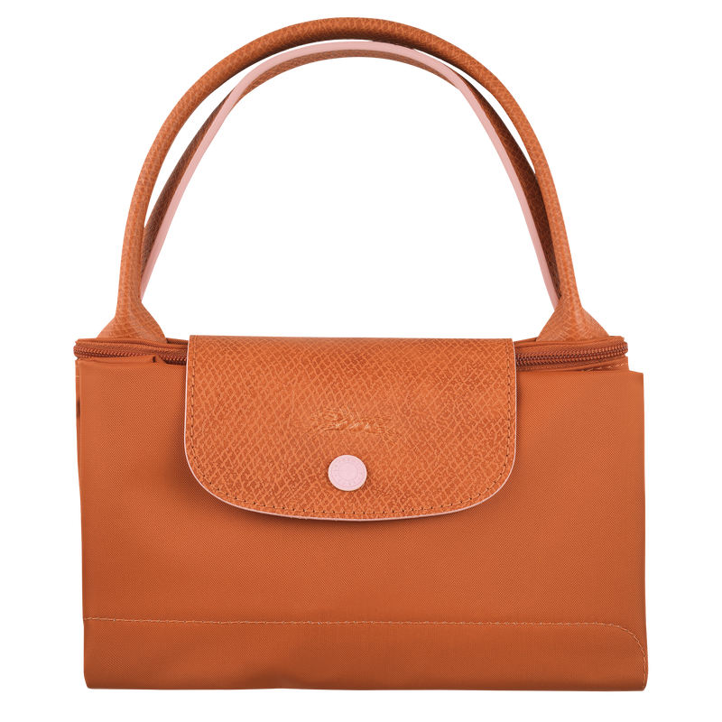 Longchamp - Le Pliage Club Top Handle Bag M - Rust - L1623619P39 - Image 4