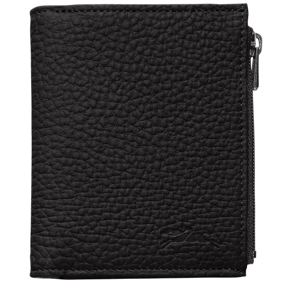 Essential Compact Wallet in Black/Ebony - 1 - 30009973001