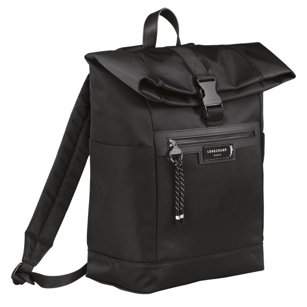 Green District Bakcpack in Black/Ebony - 2 - 20031HSR001
