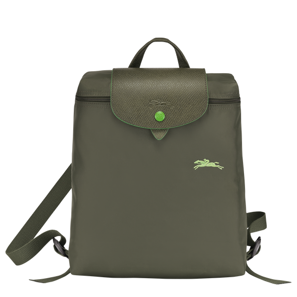 Le Pliage Club Backpack in Forest - Front - L1699619549