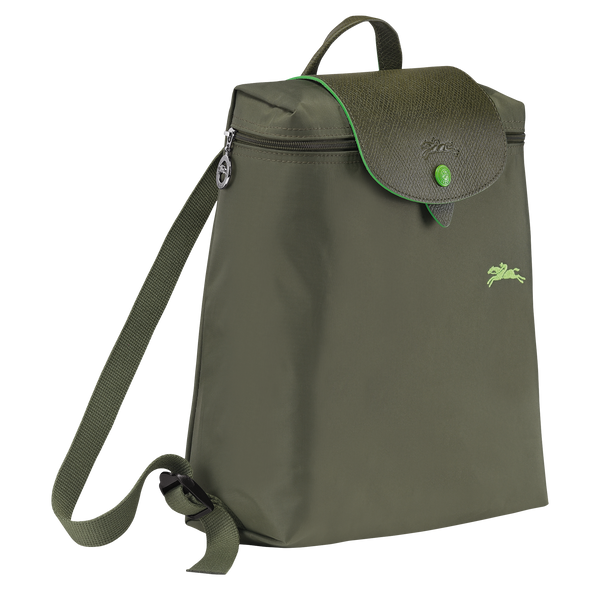 Le Pliage Club Backpack in Forest - Side - L1699619549