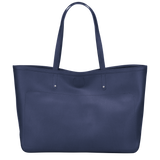 Longchamp Cavalcade Shoulder Bag in Navy - Back - L2686HNA006