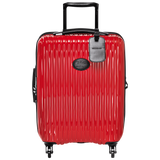 Longchamp Fairval Cabin Suitcase in Red - Front - L1404989545