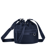Longchamp Le Pliage Neo Bucket Bag S in Navy - Front - 10054598006