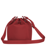 Longchamp Le Pliage Neo Bucket Bag S in Red - Back - 10054598545