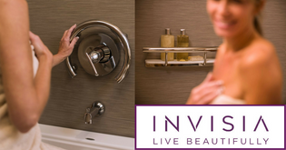 Invisia - Stunning Assistive Supports For Your Shower