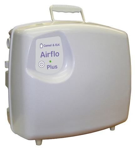 Mangar Sit-U-Up Pillow Lift's Portable AirFlo Plus Compressor