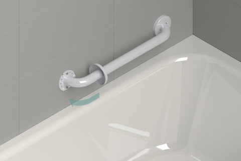 Easy Mount Grab Bar Installation 3
