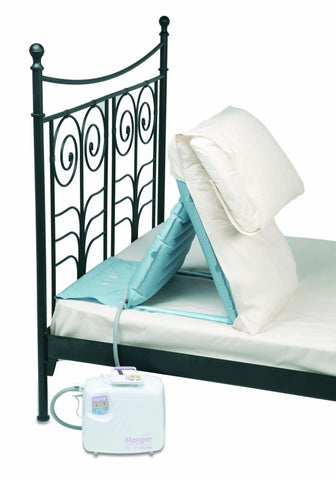 Mangar Handy Bed Pillow Lift with Air Flo Plus Compressor