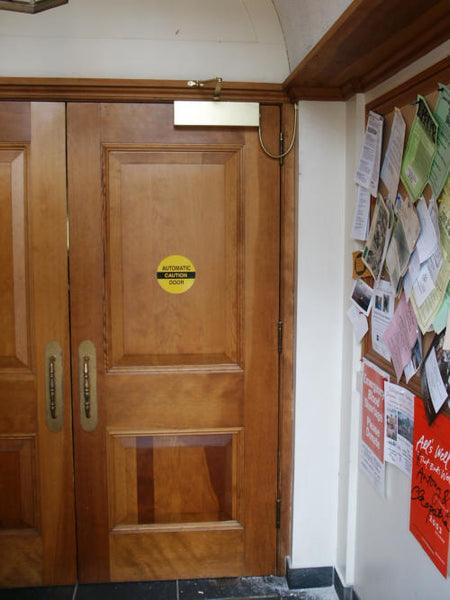 Open Sesame Residential Power Door System 3