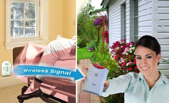 Smart Caregiver Portable alert with motion activated sensor TL-2800