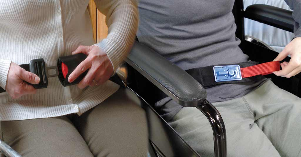 Smart Caregiver Corded Seat Belt Alarms