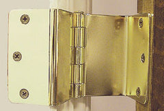 2 inch offest door hinge color brass model 640-2006-000