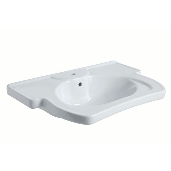 Ponte Giulio - Ergonomic Sink With Elbow Rest