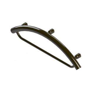 Invisia towel bar - oil rubbed bronze