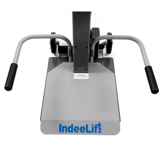 IndeeLift - Human Floor Lift Seat - Front
