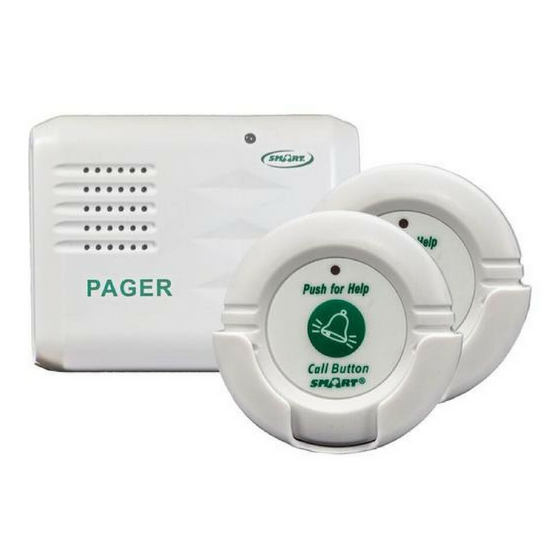 Personal Cordless Paging System  - TL-5102TP