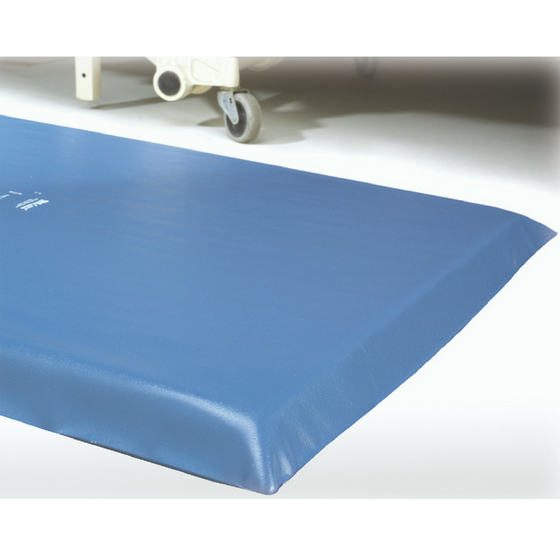 Skil-Care - Roll-On Bedside Fall Mat Blue