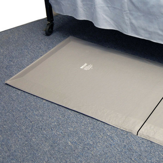 Skil-Care - Safeside Fall Mat - Gray