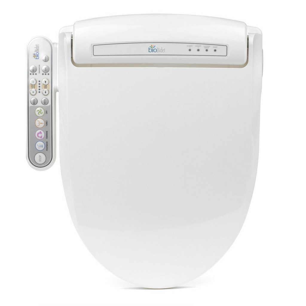 BioBidet BB-800 White Closed Top